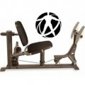 Marcy Inspire Isolateral Leg Press Attachment