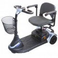CTM HS-265 Advanced Mini 3-Wheel Scooter