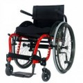 Spazz G Ultralight Wheelchair by Colours